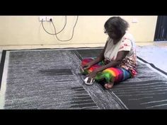 Aboriginal Art Margaret Lewis Napangardi 1683 - YouTube Aboriginal Painting, Aboriginal Artists, Aboriginal People, Dot Painting, Art Careers, Maori Art, Australian Art, Indigenous Art, Art Lessons