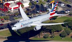 American Airlines 787 aircraft at Los Angeles Intl New Aircraft, Boeing Aircraft, Military Aircraft, Boeing 787 Dreamliner, Boeing 787 8, Air Photo, Commercial Aircraft, United Airlines, Civil Aviation