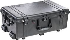 Pelican 1650 Case With Foam For Camera (Black), 2015 Amazon Top Rated Bags & Cases #Photography