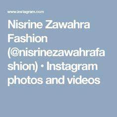 Nisrine Zawahra Fashion (@nisrinezawahrafashion) • Instagram photos and videos