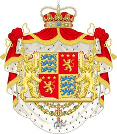 Coat of Arms of Henrik, Prince Consort of Denmark