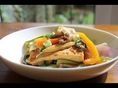 Tofu Stir-fry | Pop and Wok