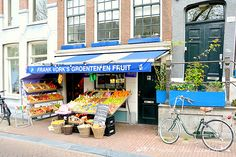 Amsterdam - nice places www.aruralchiclifestyle.com Amsterdam Travel, The Good Place, Trips, Nice, Places, Outdoor Decor, Home Decor, Viajes, Decoration Home