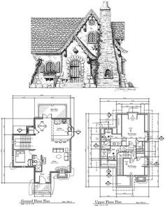 Sims 4 House Design, Small Boy, Tiny Homes, Cottages, House Plans, Buildings, Sweet Home, Interior Decorating, Floor Plans