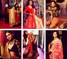 Bollywood couture.