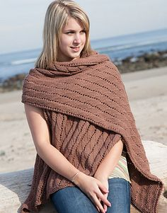 Ravelry: Seedling Wrap pattern by Tonia Barry