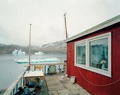 "'Tasiussaq 3, 07/2006 73°22'09"" N, 56° 04'56"" W.' © Olaf Otto Becker. Image courtesy of Huxley-Parlour Gallery."