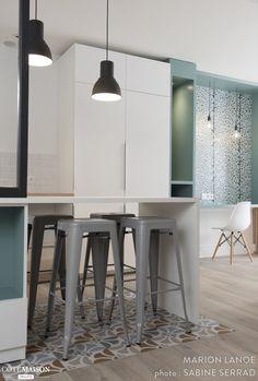 am nagement petite cuisine ouverte sur salon cuisine et salons. Black Bedroom Furniture Sets. Home Design Ideas