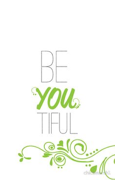 be YOU tiful by chicamarsh1