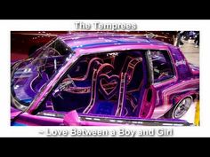Love Between A Boy And Girl (Can Be So Wonderful) - The Temprees