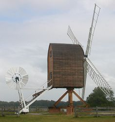 English Windmill - Flowerdew Hundred, Hopewell, VA (Where I am from).  Love going there growing up