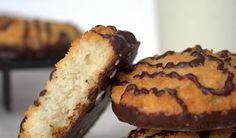macarons a la noix de coco | Amour de cuisine