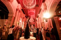 """Marrying the sublime mystery of the ballet with a modern, urban influence, BCBGxDubai """"Enchanted Affair"""" captures the essence of the brand's Fall/Winter 2016 muse at the regal Jumeirah Zabeel Saray on Palm Island."""