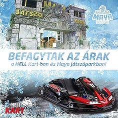 Kihagyhatatlan téli kedvezményekkel várunk titeket a Maya Játszóparkban és a HELL Kartban! Letölthető kuponok: avalonpark.hu #maya #hellkart #gokart #teliakcio #avalon