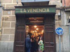 La Venencia exterior, Madrid