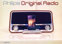 [IFA] Philips apresenta o fantástico Original Radio