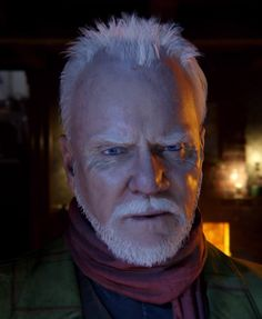 Malcolm McDowell as Dr. Monty