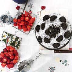 Vegansk Oreo cheesecake | emmajo