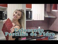 Reforma do Apê - Colocando Pastilhas de Vidro na Cozinha #5 - YouTube