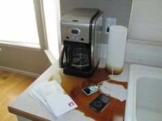 Cuisinart Coffee Maker Overflows : Coffee stations, Coffee maker and The coffee on Pinterest