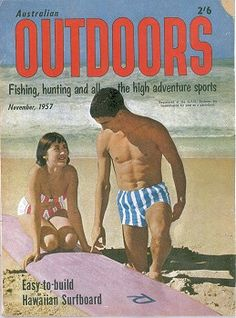 Outdoors magazine, November 1957