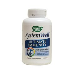 SystemWell Ultimate Immunity, 180 Tabs AED272.00 #UAESupplements