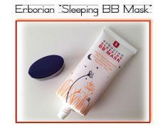 Combatti stress, rughe, affaticamento e pelle spenta con la SLEEPING BB MASK di Erborian  #beautymask