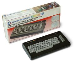 Commodore 16. A (relatively) failed product. But a nice machine indeed ! With a much better basic than the c=64
