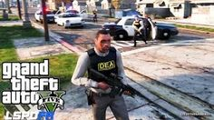 GTA 5 LSPDFR EPiSODE 102 - LET'S BE COPS - DEA PATROL (GTA 5 PC POLICE MODS) UNMARKED CHARGER - video download - 9HD