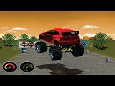 Monster Car Race Cars Videos For Kids Video For Children Car