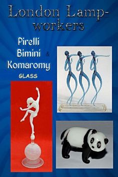 London Lampworkers: London Lampworkers: Pirelli, Bimini and Komaromy Glass : Your Guide to Pirelli, Komaromy and Bimini Glass. Book 1 of a Four Part Trilogy by Angela Bowey Paperback) for sale online