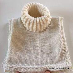 Klik for at se et større billede Knitting For Kids, Knitting Projects, Baby Knitting, Drops Design, Knit Fashion, Knit Patterns, Knitting Patterns Free, Neck Warmer, Handicraft