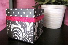 Caja sorpresa/Scrap/Exploding Box www.byolanda.es