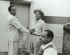Charlie Parker, Johnny Hodges and Benny Carter. Legendary 1952 Norman Granz Jam Session.