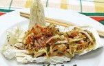 Három hagymás káposzta saláta recept LigetiK konyhájából - Receptneked.hu