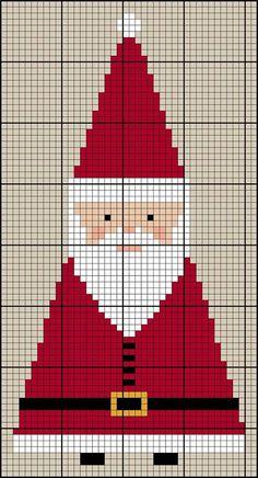 New Crochet Christmas Ornaments Patterns Cross Stitch Ideas Santa Cross Stitch, Cross Stitch Cards, Cross Stitch Alphabet, Cross Stitching, Cross Stitch Embroidery, Cross Stitch Christmas Ornaments, Christmas Embroidery, Christmas Cross, Santa Ornaments