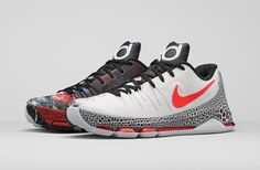 """Nike Basketball 2015 Christmas """"Fire and Ice"""" Collection   Complex UK"""
