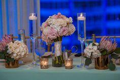 Kristina-Neil Wedding-Shores Resort, Daytona Beach Shores, FL, US Wedding Reception Planning, Wedding Ceremony, Our Wedding, Wedding Venues, Daytona Beach Hotels, Floral Wedding, Wedding Bouquets, Bridal Flowers, Real Weddings