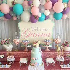 """1,454 Likes, 30 Comments - Catch My Party (@catchmyparty) on Instagram: """"What a perfect day as family and friends celebrate the upcoming arrival of a beautiful baby girl!…"""""""