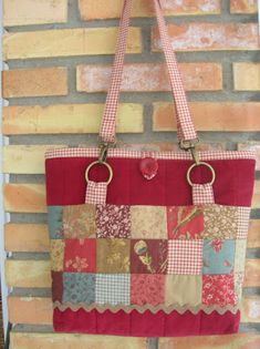 Quilting Patchwork Bag Tutorial DIY step-by-step. Сумка ...