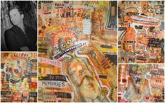 Artist of the Week.  Hans Meertens  After attending the Faculty of Art at the York St John University (UK), the Fontys University of Applied Sciences in Eindhoven (NL) and the Faculty of Art at the Royal Academy of Fine Arts in Ghent (BE), #vamartinc  Read More @ http://www.vamartinc.com/artist-profile/hans-meertens