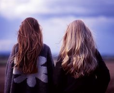 Best Friends. Fall. Holiday. Camping. Adventure. Brunette and Blonde. Sweater.