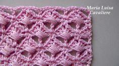 New Ideas Crochet Patterns Free Blanket Lace Crochet Border Patterns, Crochet Diagram, Crochet Motif, Crochet Yarn, Crochet Afghans, Baby Blanket Crochet, Crochet Toddler, Crochet Tablecloth, Crochet Videos