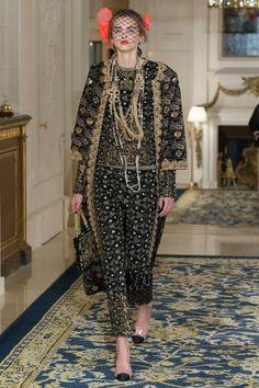 Chanel Metiers d'Arts- Pre Fall 2017 PARIS Novembro 2016