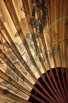 Brown | Buraun | Braun | Marrone | Brun | Marrón | Bruin | ブラウン | Colour | Texture | Pattern | Style |  Japanese fan