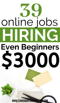 Need legitimate work from home jobs? Here is a big list of the best work-at-home jobs perfect for everyone! These companies have both full-time and part-time opportunities. Learn how to make money from the comfort of your home. #workathomejobs #makemoney #onlinejobs #careersfromhome #workfromhome Work From Home Careers, Work From Home Companies, Legit Work From Home, Online Jobs From Home, Legitimate Work From Home, Work From Home Opportunities, Business Opportunities, Earn Money From Home, Earn Money Online