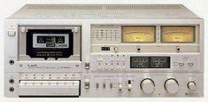 nakamichi cassette deck ile ilgili görsel sonucu