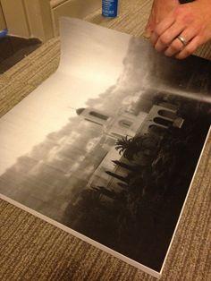 DIY - Canvas Picture