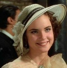 """Elizabeth McGovern, """"Once upon a time in America"""" Elizabeth Mcgovern, Kelly Macdonald, 1984 Movie, 1980s Films, Kelly Rutherford, Laura Linney, Gangster Movies, Image Film, Sergio Leone"""