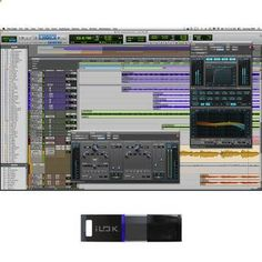 Avid Pro Tools 10 - Professional Audio Recording and Music Creation Software (iLok   Activation Card)